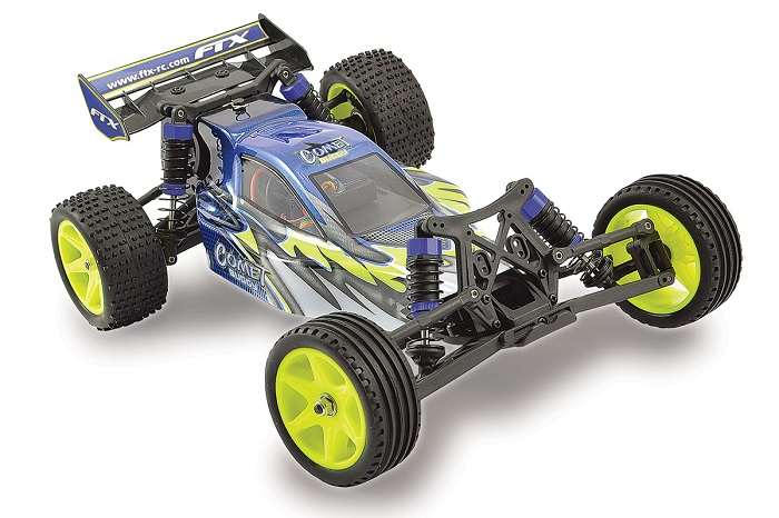 FTX COMET 1/12 BRUSHED RC BUGGY 2WD READY-TO-RUN