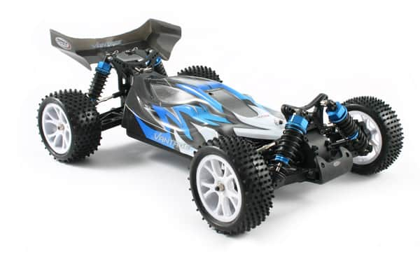 FTX Vantage - 1/10 4WD Brushed RTR RC Buggy with 2.4Ghz Radio System and Waterproof Electrics - Πατήστε στην εικόνα για να κλείσει