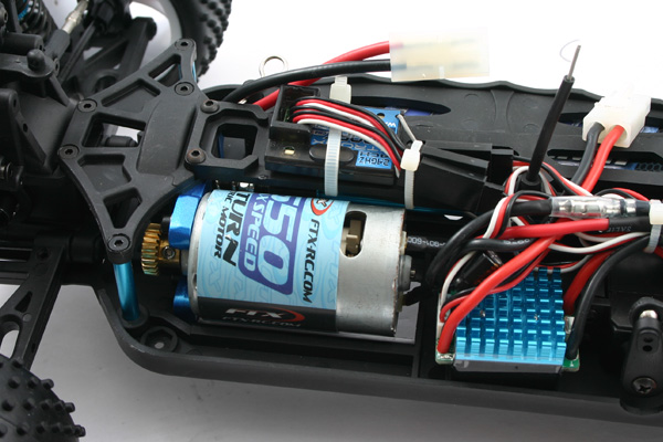 FTX Vantage - 1/10 4WD Brushed RTR RC Buggy with 2.4Ghz Radio Sy