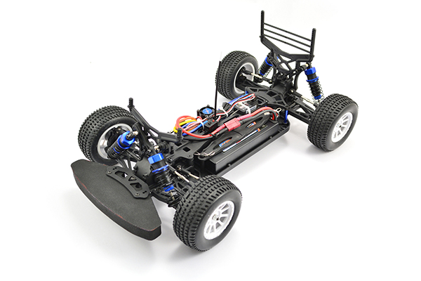 FTX Hooligan RX Brushless Rally RC Car