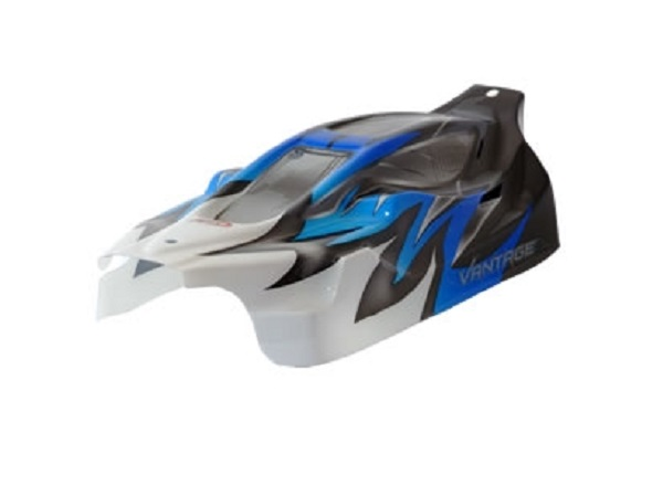 FTX Vantage Καπάκι Βαμμένο - Ep Buggy Body - Blue (Brushed)