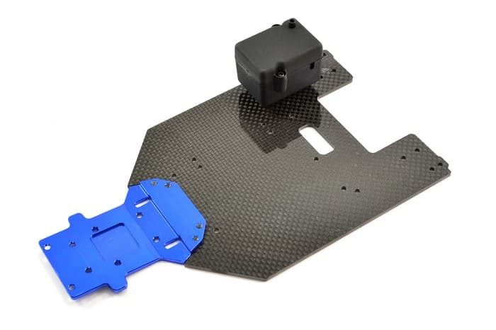 FTX OUTLAW CARBON FIBRE MAIN CHASSIS PLATE