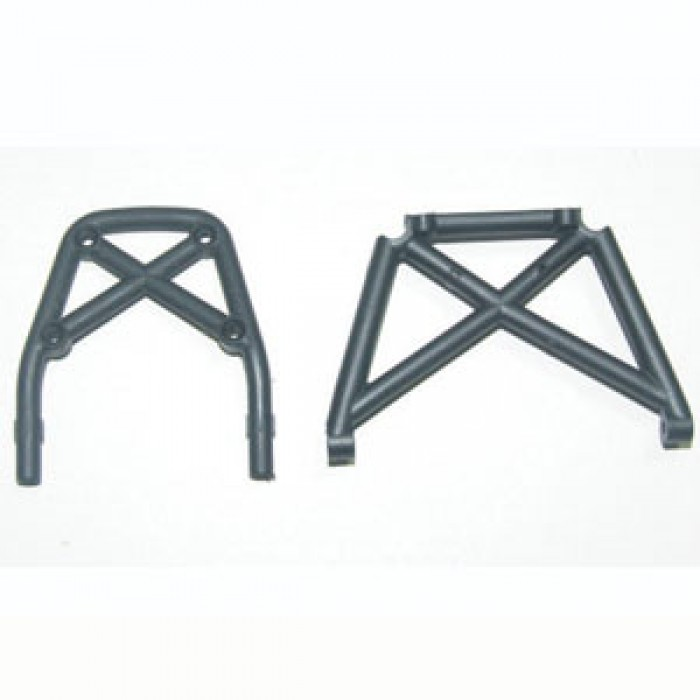 FTX SIDEWINDER/VIPER FRONT HUB CARRIERS