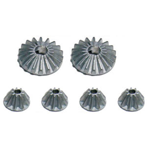 FTX VIPER BEVEL GEARS(LARGE+SM ALL) (FRONT/REAR)