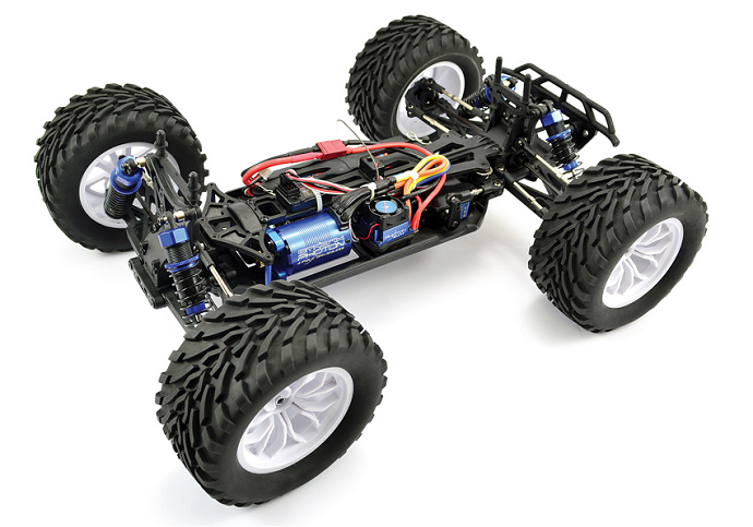 FTX Bugsta RTR 1/10 4WD Electric Brushless Off-Road Buggy