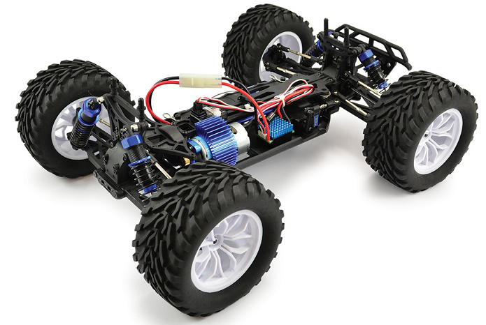 FTX Bugsta RTR 1/10 4WD Electric Brushed Off-Road Buggy