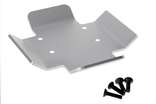 Gmade Skid Plate for the GS01 Sawback Chassis