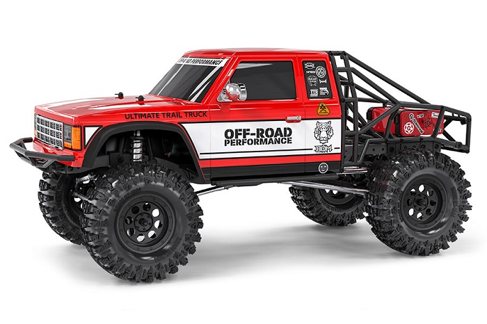 GMADE GS02 BOM 1/10 RC TRAIL TRUCK KIT