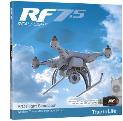 RealFlight 7.5 Wireless Interface Version SLT ONLY