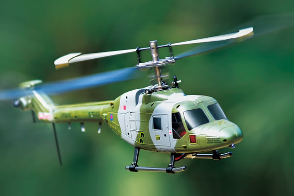 Hubsan Lynx Fixed Pitch RTF RC Helicopter with 2 4GHz Radio Syst