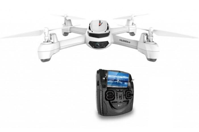 HUBSAN X4 DESIRE H502S FPV QUADCOPTER DRONE WITH 2 BATTERIES