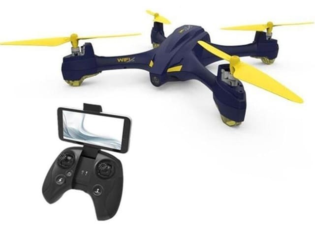 HUBSAN X4 STAR PRO H507A WITH HT009 CONTROLLER