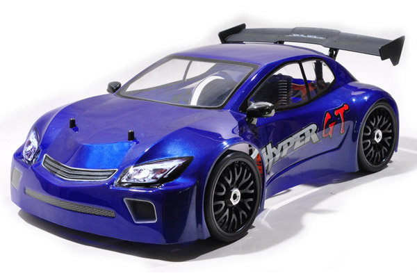 HoBao Hyper GT 1/8 Nitro RTR RC Rally Car
