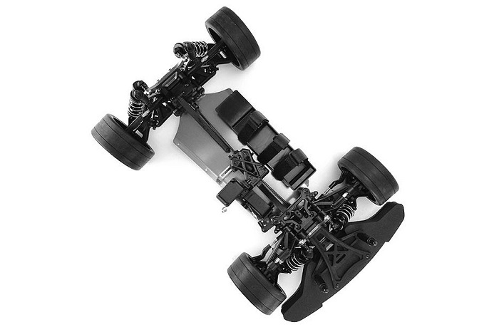HOBAO HYPER VT ELECTRIC ON-ROAD 1/8 ROLLER CHASSIS