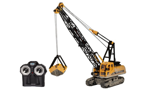 Hobby Engine Premium Label RC Crawler Crane with 2.4Ghz Radio Sy