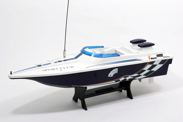 Hobby Engine Sport Club - RC Speed Boat