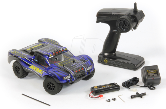 HELION ANIMUS 18SC, 1/18 ELECTRIC RC TRUCK - RTR