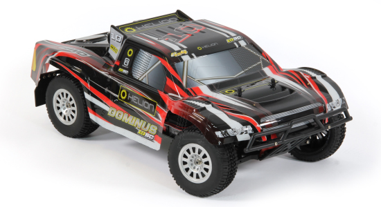 1/10 SHORT COURSE, DOMINUS SC 4WD ELECTRIC RTR TRUCK