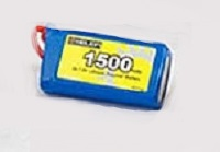 Battery 2s Lipo 1500mAh B-XH HCT