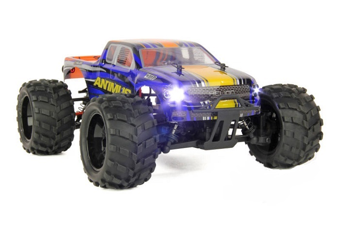 Animus 18MT 4X4 RC Monster Truck