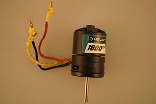Rivos 1800KV Water-Cooled BL Motor