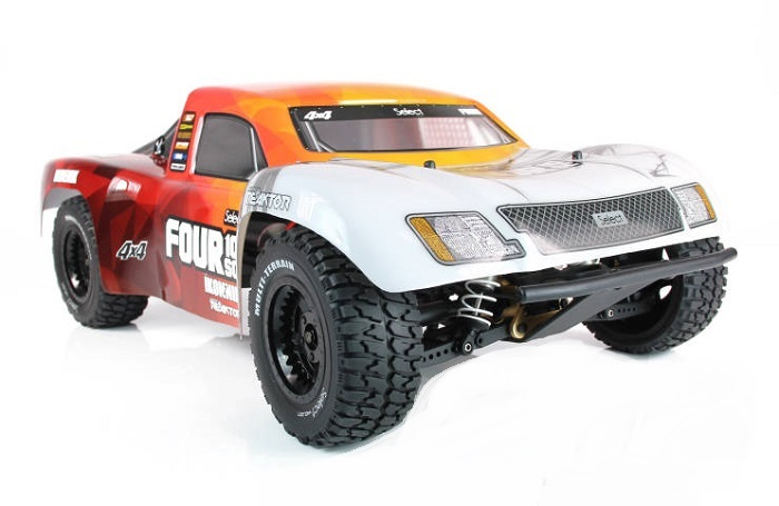 Select Four 10SC, 4wd Brushless Short Course Truck