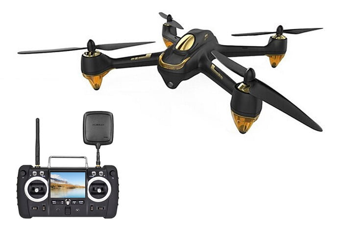 Hubsan H501S X4 FPV Drones Professional Edition