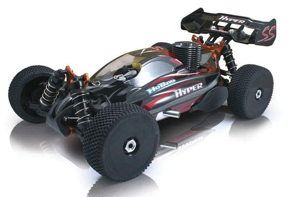 HoBao Hyper SS 1/8 Buggy With Mach .28 engine - RTR