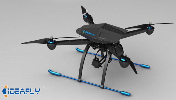 IFly-4 Quad-Copter