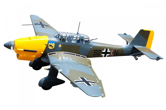 JU-87 Stuka Giant Scale (40-50cc) (SEA-284)