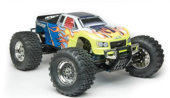 Team Associated MGT 8.0 RTR 4WD RC Monster Truck