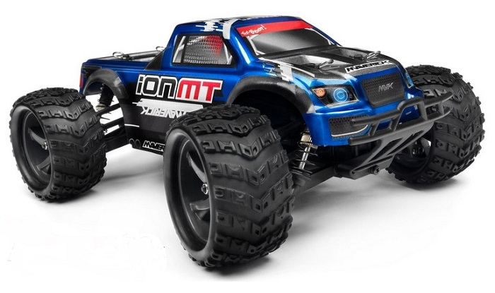 ION MT 1/18 4WD ELECTRIC MONSTER TRUCK