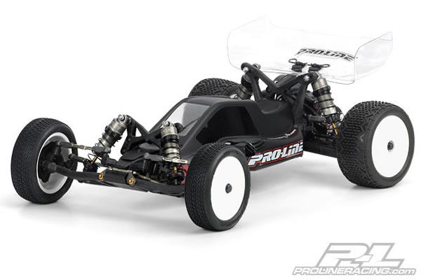 Proline BullDog Bodyshell (Rear Motor Configuration) for the Losi 22