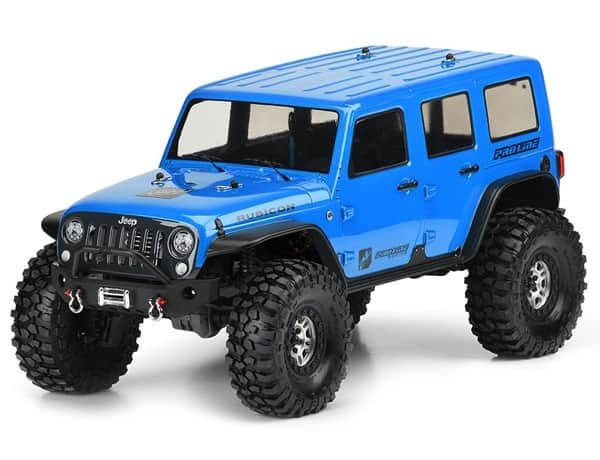 PROLINE JEEP WRANGLER RUBICON UNLIMITED CLEAR BODY (TRX-4)