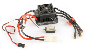 RADIENT REAKTOR 30A W/P BRUSHLESS ESC