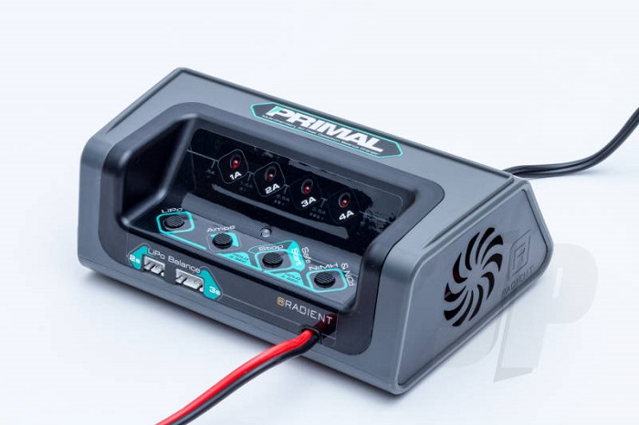 Primal LiPo-NiMH 4A AC-Charger