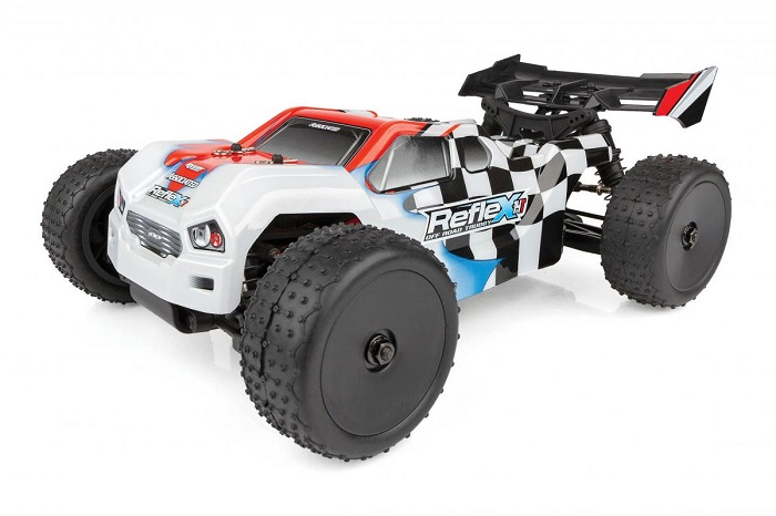 TEAM ASSOCIATED REFLEX 14T BRUSHLESS RC TRUGGY