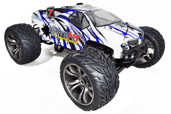 HoBao Hyper MT Sport RTR 4WD 1/8 Electric RC Monster Truck