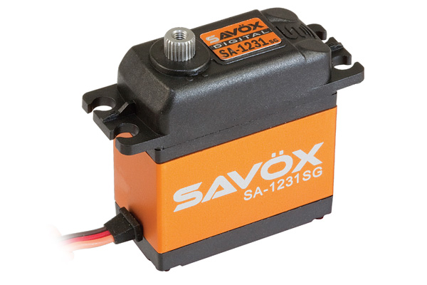 Savox SA-1231SG Mega High Torque Coreless Digital Servo