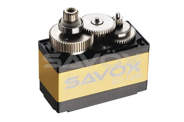 Savox SC-1256 Standard Size Coreless Digital RC Servo (Σέρβο