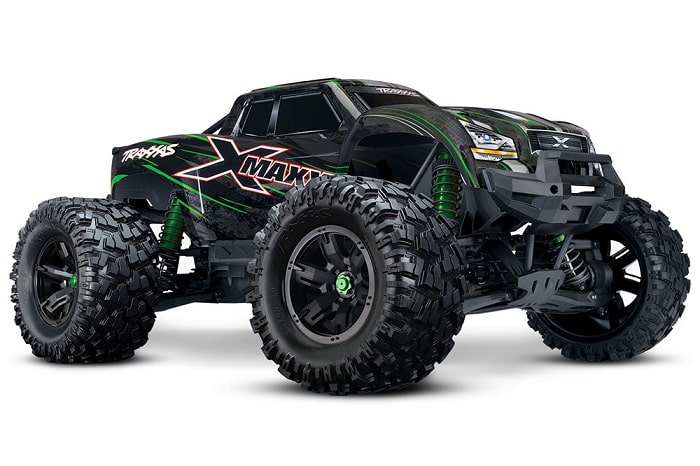 Traxxas X-MAXX 8s Brushless iD RTR