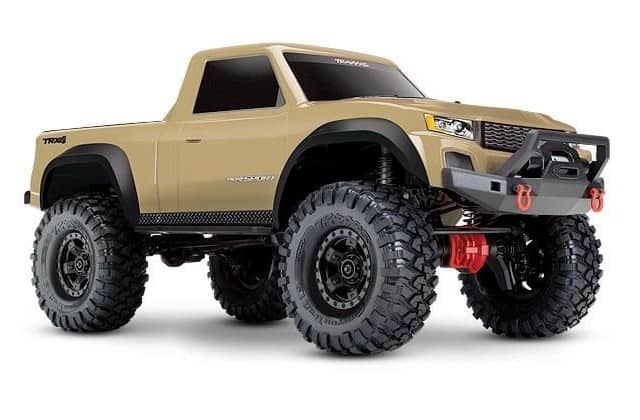 Traxxas TRX-4 Sport Crawler TQ XL-5 (no battery/charger)