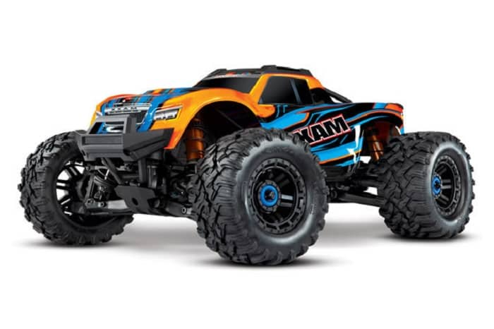 Traxxas Maxx 1/10 Brushless 4WD RC Monster Truck