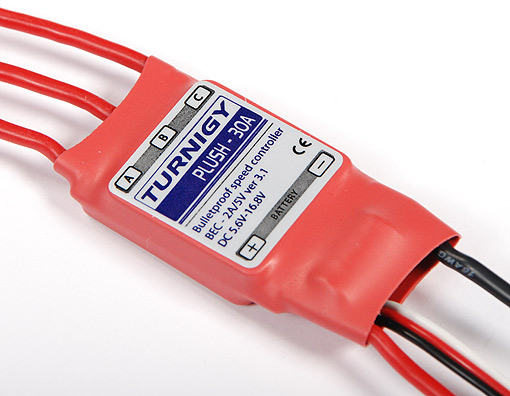 TURNIGY SPEED CONTROLLER, TURNIGY PLUS 30amp