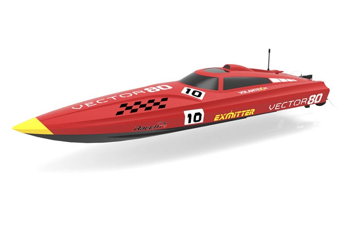 VOLANTEX VECTOR 80 BRUSHLESS BOAT READY SET (80cm)