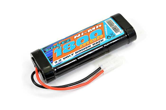Voltz 1800mah 7.2v Stick Battery