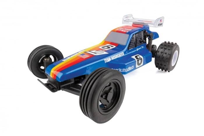 ASSOCIATED AE QUALIFIER RC28 1:28 JAMMIN' JAY HALSEY REPLICA