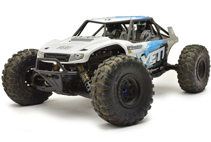 Axial Yeti 1/10 4WD Brushless Racetruck 2.4GHz RTR