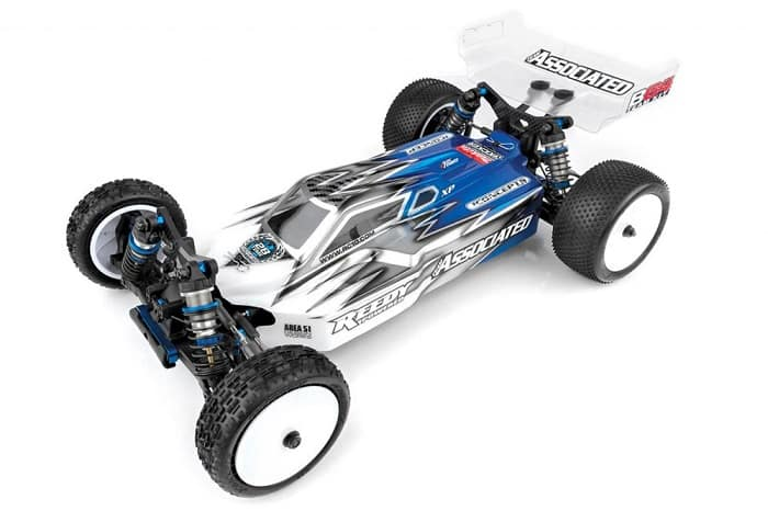 TEAM ASSOCIATED B64 TEAM KIT 4WD OFF-ROAD BUGGY