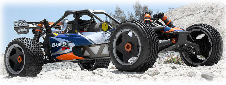 HPI Baja 5B SS - RC Off Road